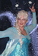 Elsa Snow Icon