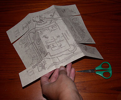Marauders' Map How-To #3