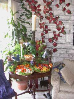 The Hogwarts Celebration The Decorations
